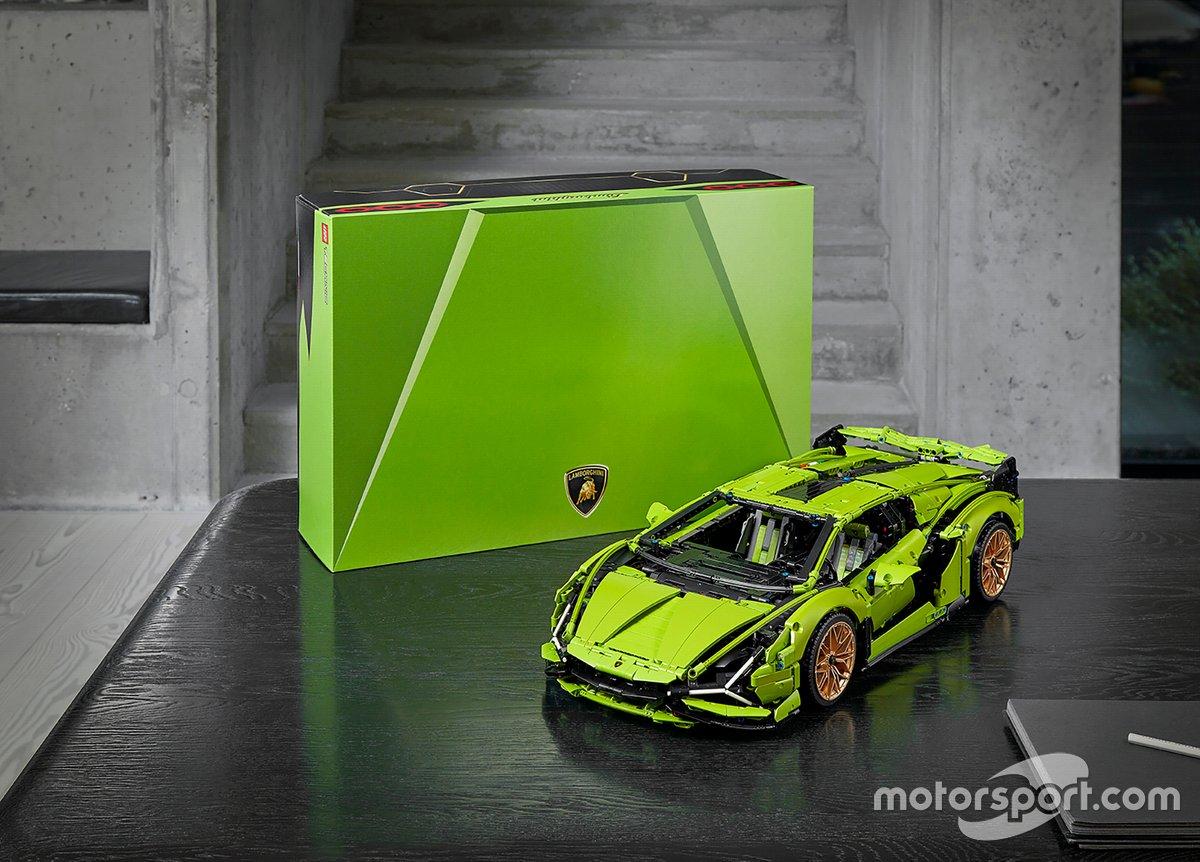 Lamborghini lego FKP 37