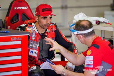 Test de MotoGP en Misano en junio