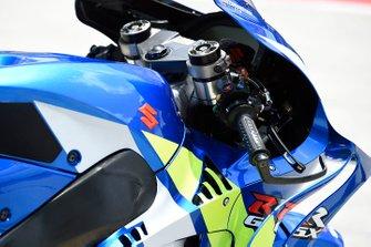 Moto del Team Suzuki MotoGP