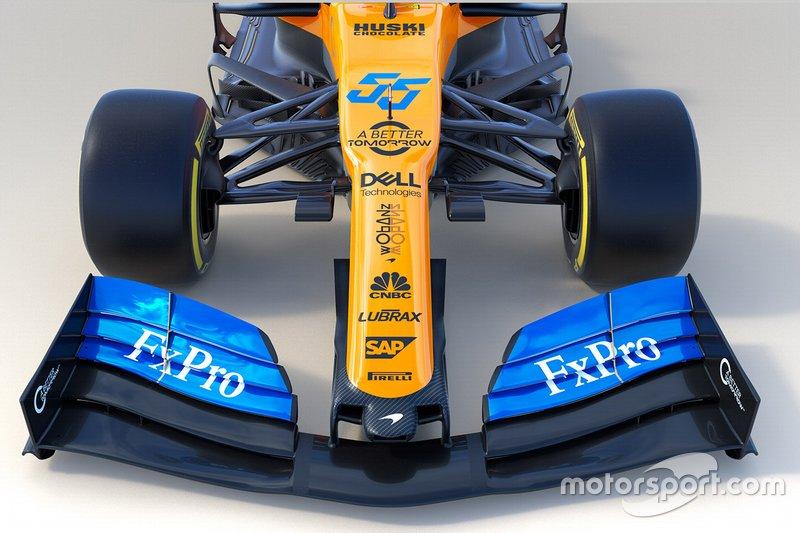 McLaren MCL34
