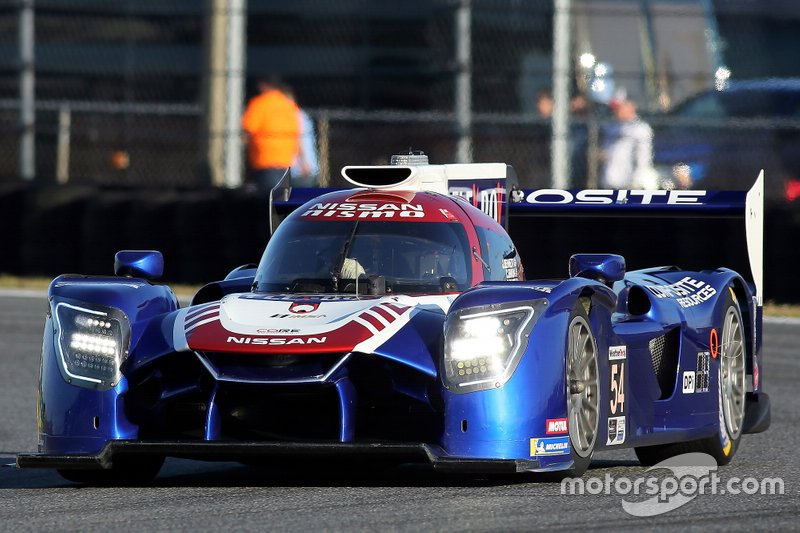 #54 CORE autosport Nissan DPi, DPi: Jon Bennett, Colin Braun, Romain Dumas, Loic Duval