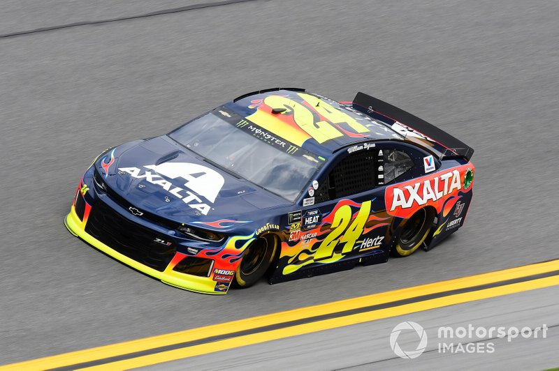#24: William Byron, Hendrick Motorsports, Chevrolet Camaro