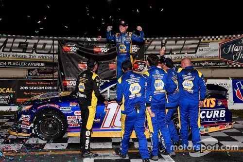 NASCAR K&N Pro Series East: New Smyrna Speedway