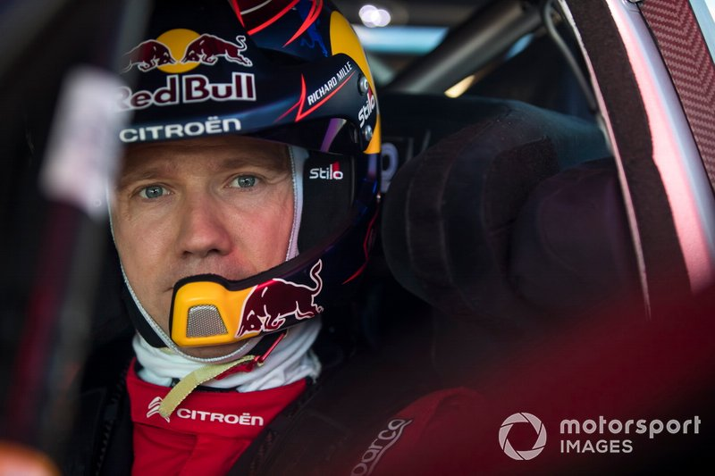 Sébastien Ogier, Citroën World Rally Team