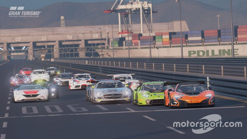 Screenshot Gran Turismo Sport