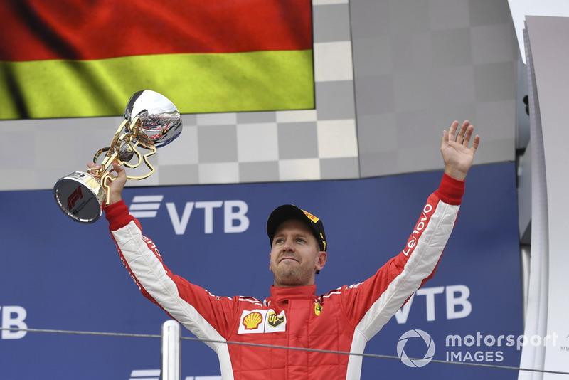 Vettel 109. kez