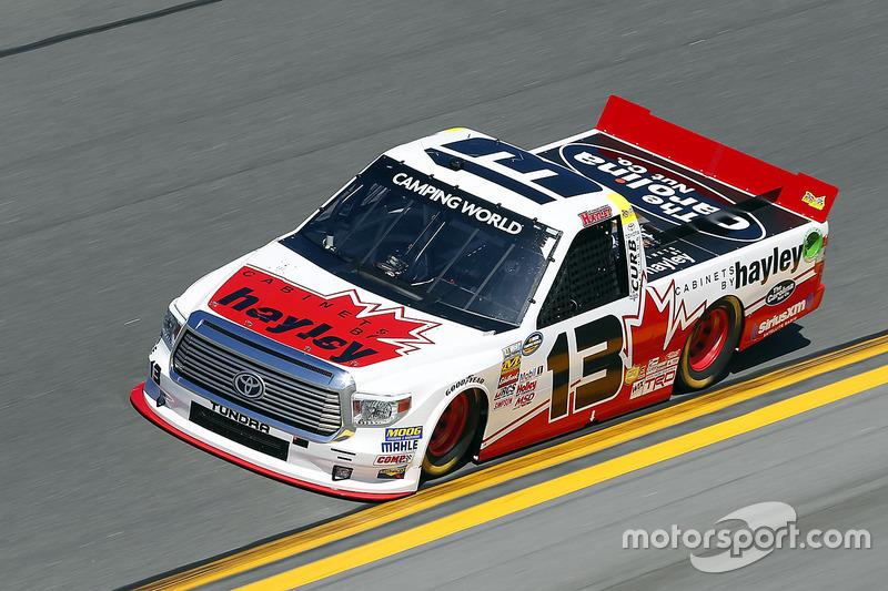 #13 Cameron Hayley (ThorSport-Toyota)