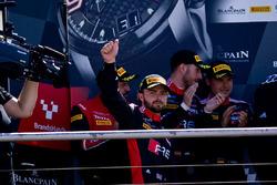 Podio: #2 Belgian Audi Club Team WRT Audi R8 LMS: Will Stevens