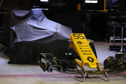 Renault Sport F1 Team RS17 nose and front wing