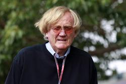 Ron Walker, presidente del GP de  Australia