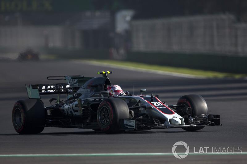 17. Kevin Magnussen, Haas F1 Team VF-17