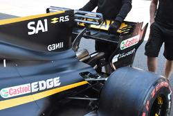 Renault RS17: T-Flügel
