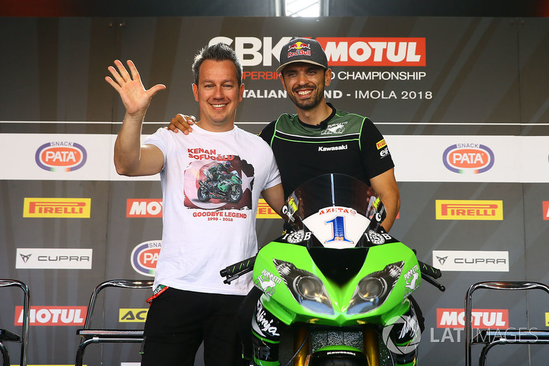 Kenan Sofuoğlu, Kawasaki Puccetti Racing