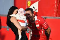 Дружина Кімі Райкконена, Ferrari, Мінтту і донька Ріанна