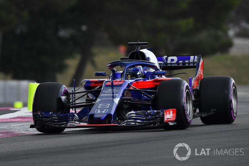 20*. Брендон Хартлі, Toro Rosso STR13
