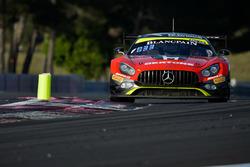 #87 Akka ASP Team Mercedes-AMG GT3: Jean-Luc Beaubelique, Mauro Ricci, Nicolas Jamin