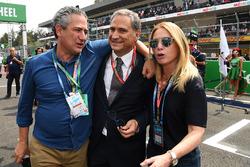 Alejandro Soberon, presidente del GP de México