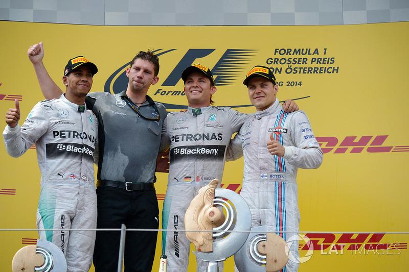 2014: Nico Rosberg