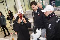 Lewis Hamilton, Mercedes-AMG F1, Valtteri Bottas, Mercedes-AMG F1, Toto Wolff, Mercedes AMG F1 Motorsporları Direktörü