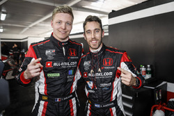 Yann Ehrlacher, ALL-INKL.COM Münnich Motorsport Honda Civic Type R TCR, Esteban Guerrieri, ALL-INKL.COM Münnich Motorsport Honda Civic Type R TCR