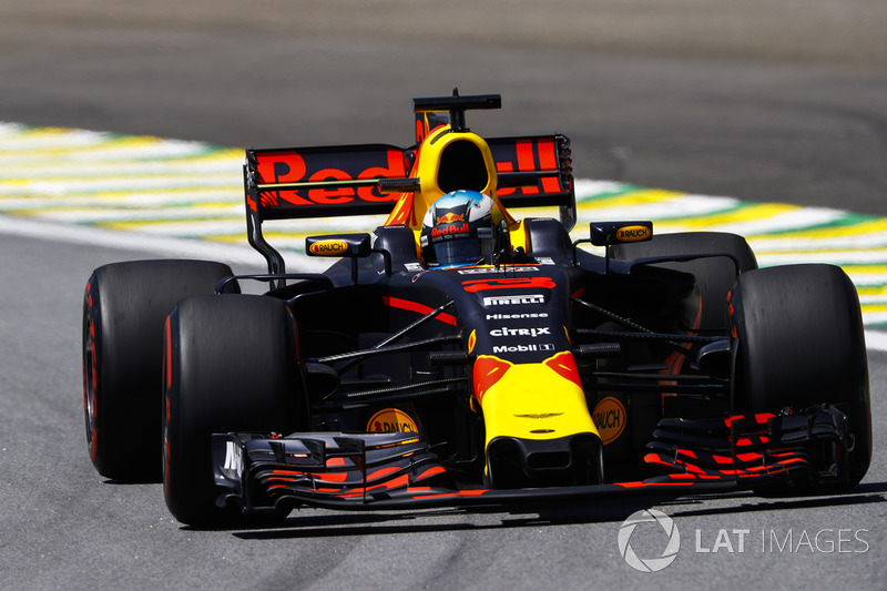 3. Daniel Ricciardo, Red Bull Racing RB13
