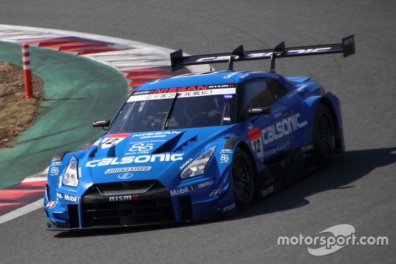 Ян Марденборо и Даики Сасаки – Team Impul, №12 (Nissan GT-R)