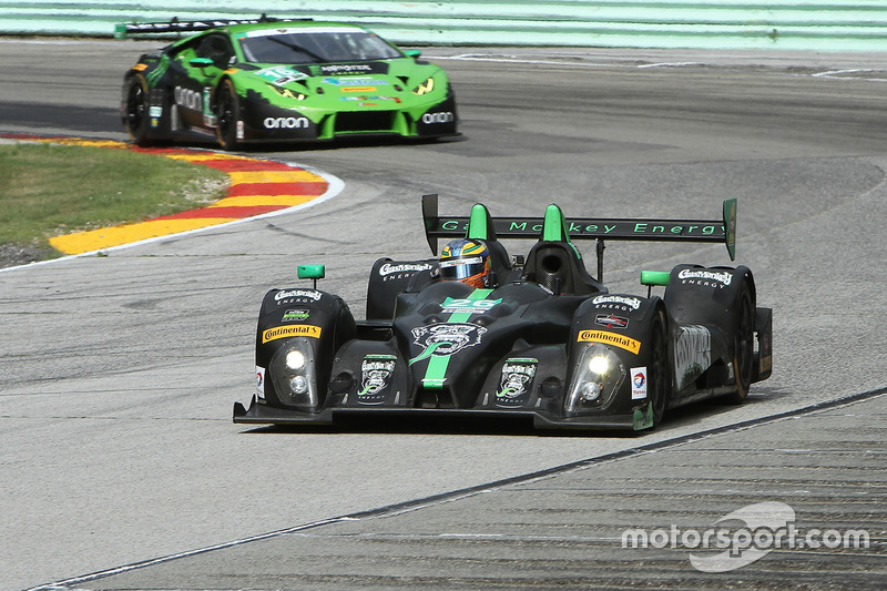 #26 BAR1 Motorsports Oreca FLM09: Don Yount, Johnny Mowlem