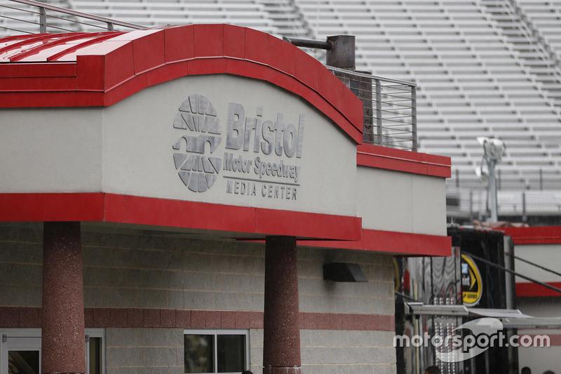 Bristol Motor Speedway media center