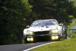 #18 Schubert Motorsport, BMW M6 GT3: Аугусто Фарфус, Йессе Крон, Йорг Мюллер, Марко Виттманн