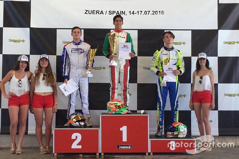 X30 Euro Series - İspanya