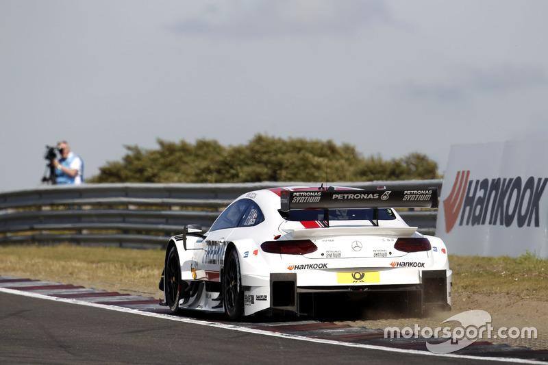 7. Esteban Ocon, Mercedes-AMG Team ART, Mercedes-AMG C 63 DTM