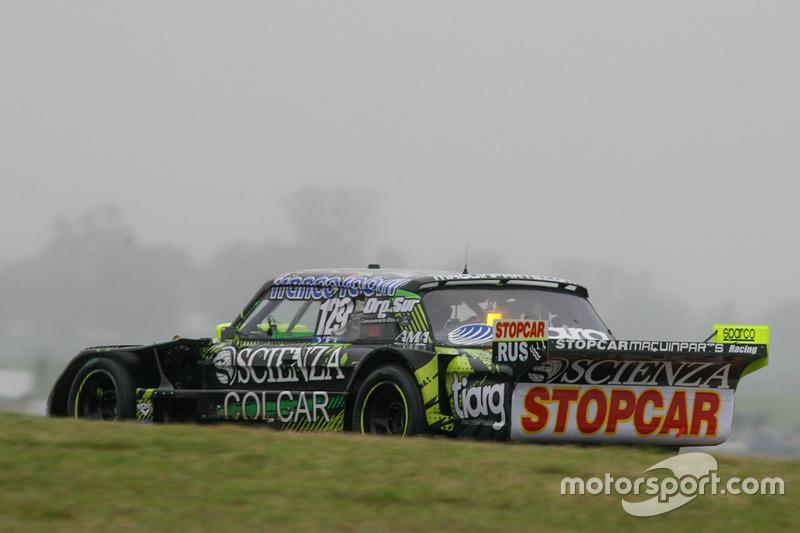 Mauro Giallombardo, Stopcar Maquin Parts Racing Ford
