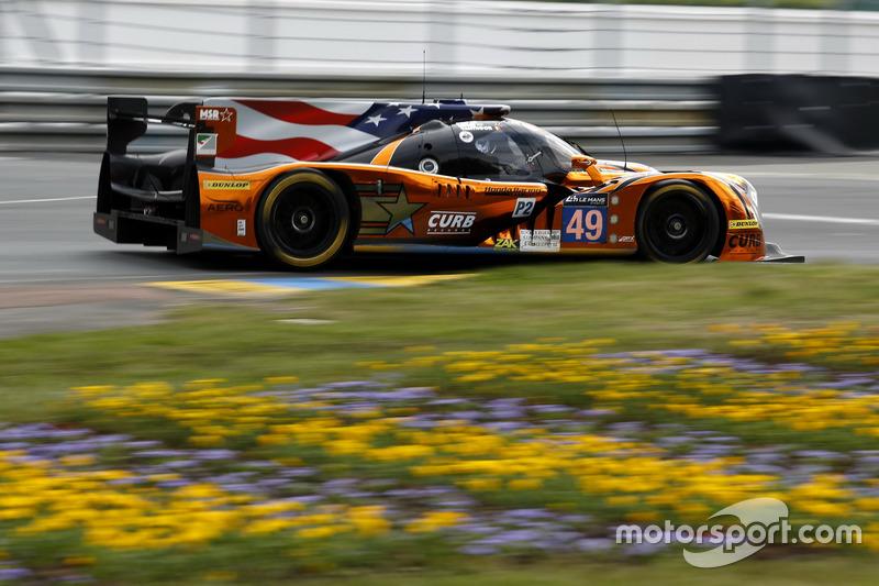 13: Ligier JS P2 Honda команды Michael Shank Racing (№49): Джон Пью, Освальдо Нери, Лоренс Вантхор
