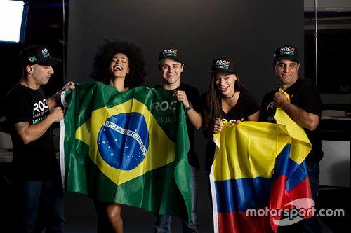 ROC Miami Latin Sürücüler Tanıtımı