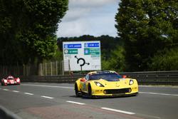 #64 Corvette Racing, Corvette C7.R: Oliver Gavin, Tommy Milner, Marcel Fässler