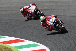 Мікеле Пірро, Ducati Team, Хорхе Лоренсо, Ducati Team