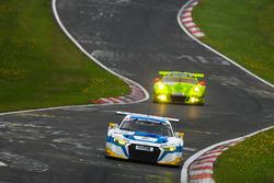 Frank Stippler, Nikolaj Moller-Madsen, Phoenix Racing, Audi R8 LMS