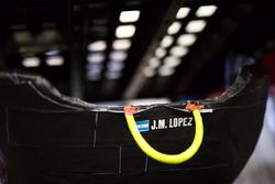 Сиденье Хосе Марии Лопеса, Toyota Gazoo Racing