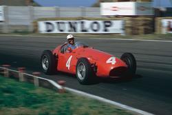 Luigi Musso, Maserati 250F