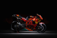 Red Bull KTM Factory Racing bike