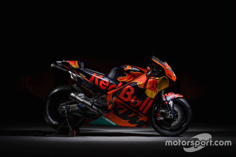MotoGP-Bike 2017 von Red Bull KTM Factory Racing