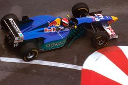 Johnny Herbert, Sauber C15 Ford