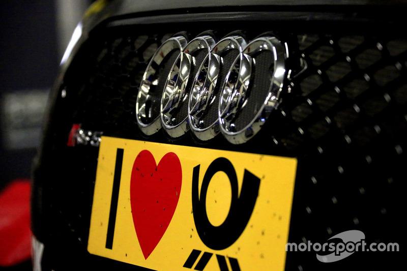 Audi RS 5 DTM: Logo