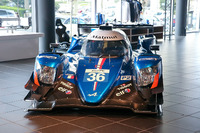 Signatech Alpine A470 unveil