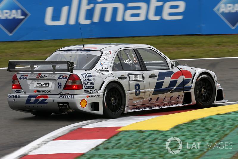 #8 Thorsten Stadler, Mercedes Benz C-Klasse DTM