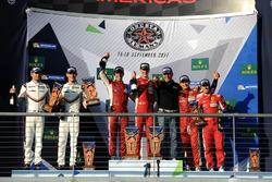 الفائز رقم 51 إيه إف كورسي فيراري 488 جي تي إي: أليساندرو بيير غيدي، جيمس كالادو، المركز الثاني رقم