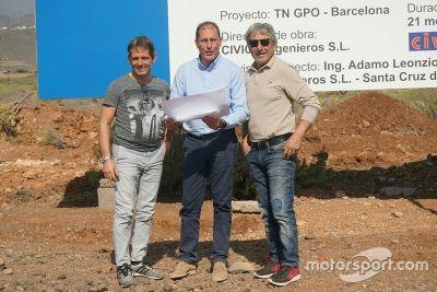 Visita al Circuito de Tenerife