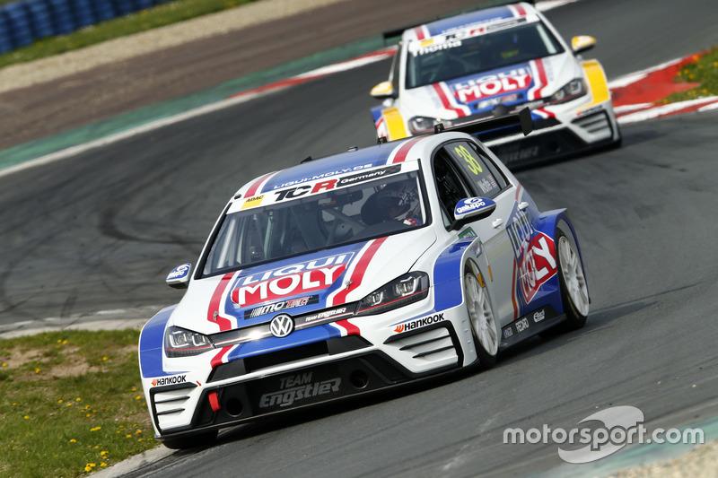 Jason Wolfe, Florian Thoma, VW Golf GTI TCR, Liqui Moly Team Engstler
