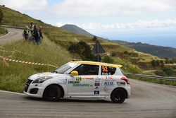 Simone Rivia, Matteo Maini, Movisport, Suzuki Swift Sport 1600