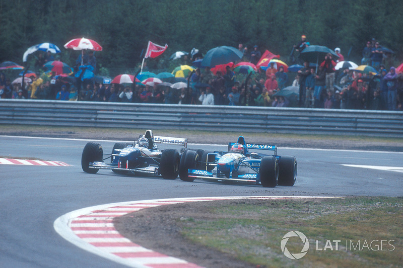 GP Belgia 1995